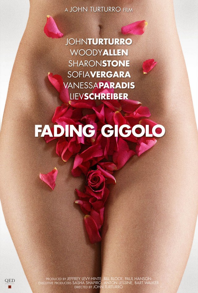 Fading Gigolo, © QED International