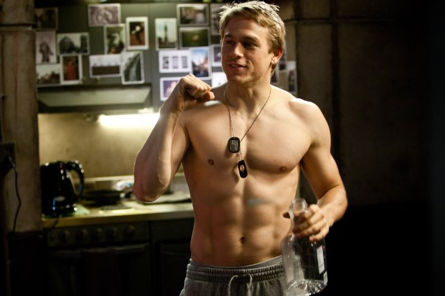 """Shades Of Grey""-Hauptrolle: ""Pacific Rim""-Star Charlie Hunnam ist Top-Favorit"