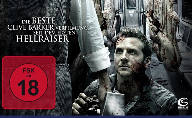 """Nach 5 Jahren auch in Deutschland: Deutscher Trailer und Releasetermin zu """"The Midnight Meat Train"""" mit Bradley Cooper"""