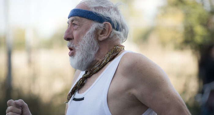 """Dieter Hallervorden als Marathonläufer: Zweiter Trailer zu """"Sein letztes Rennen"""""""