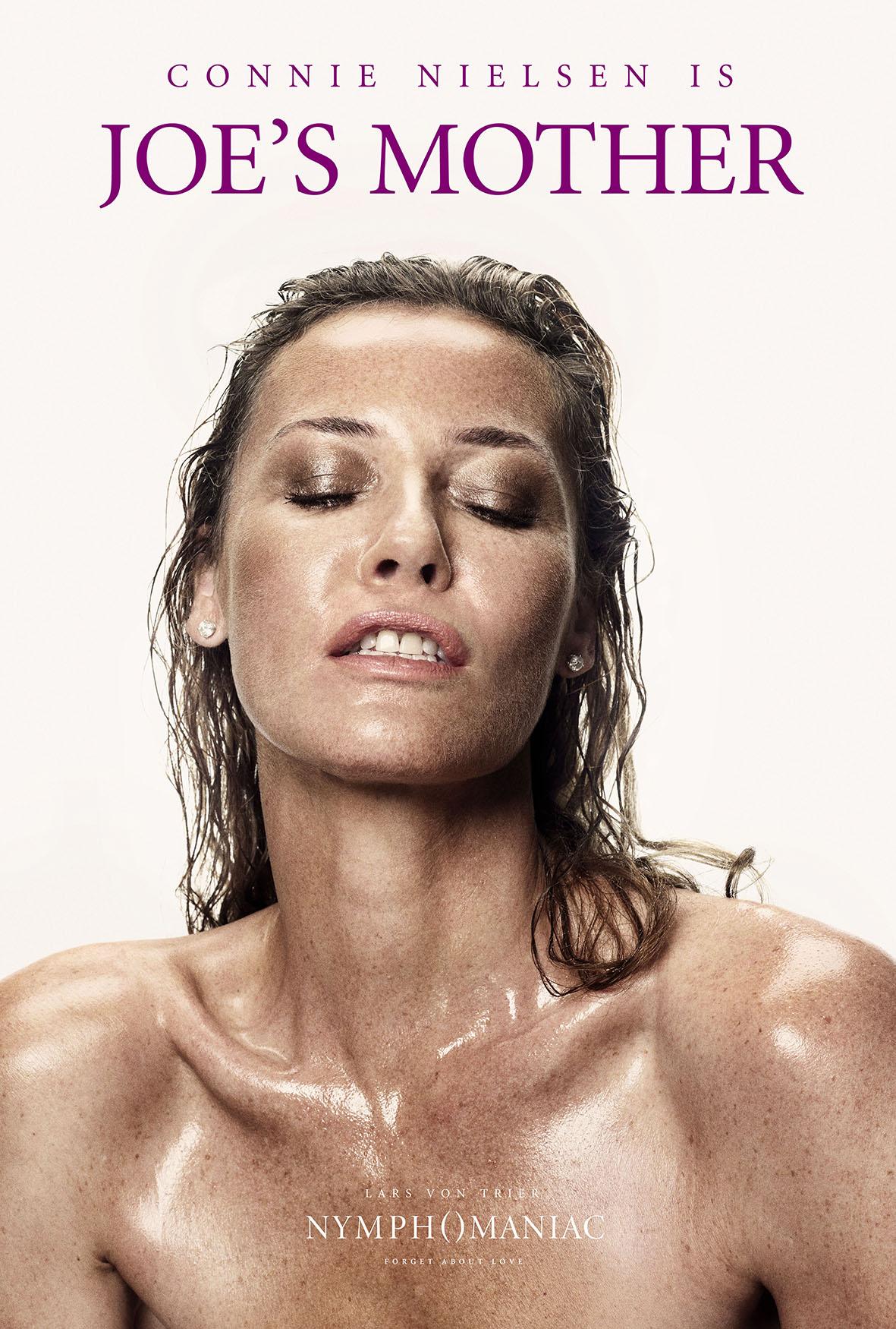 """14 orgasmische Poster zu Lars Von Triers """"Nymphomaniac"""" zeigen alle Darsteller"""