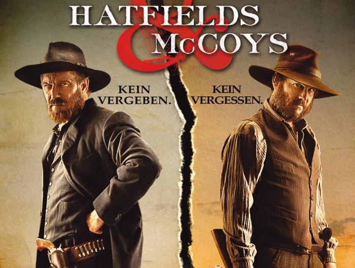 """Filmkritik zu """"Hatfields & McCoys"""": Kevin Costner und Bill Paxton bekriegen sich"""