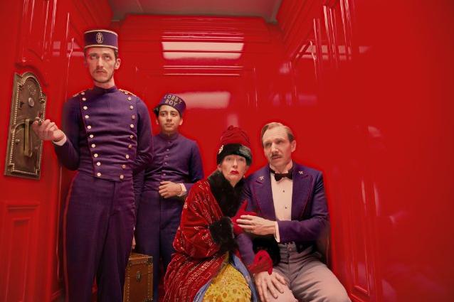 """Extravagant: Deutscher Trailer zu Wes Andersons """"Grand Budapest Hotel"""" mit Ralph Fiennes"""