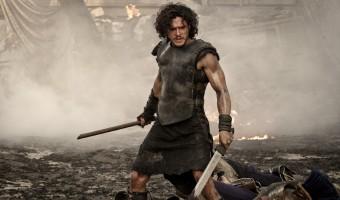 """Gigantischer Vulkanausbruch im zweiten Trailer zu """"Pompeji 3D"""" mit Kit Harington"""