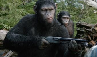 """Deutscher Trailer zum Sequel """"Planet der Affen: Revolution"""""""