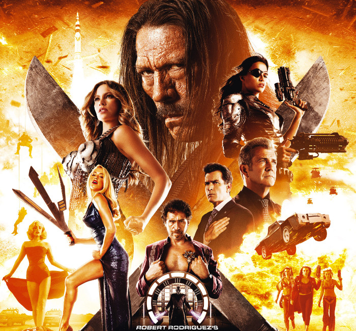 Machete Kills, Universum Film