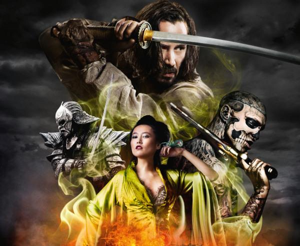 Kinostarts 30. Januar 2014: Junge Wilde und 47 Samurai