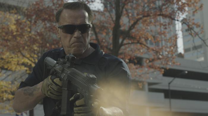 """Arnold Schwarzenegger und seine Star-besetzte Truppe: Erster deutscher Trailer zu """"Sabotage"""""""