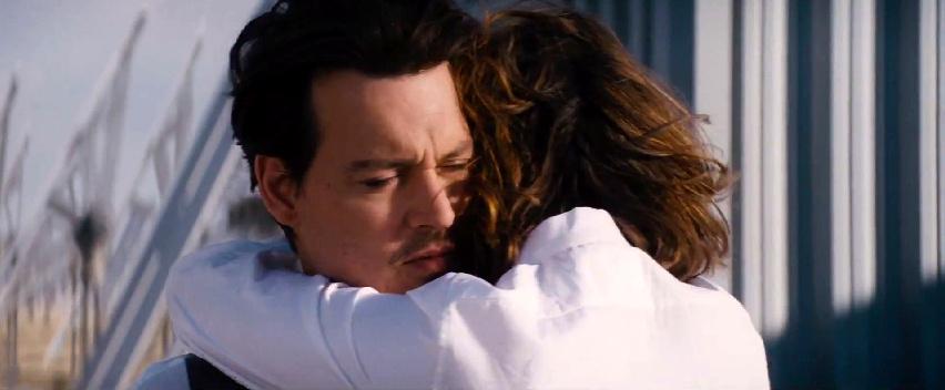 """Johnny Depp stirbt und erwacht: Langer deutscher Trailer zu """"Transcendence"""""""