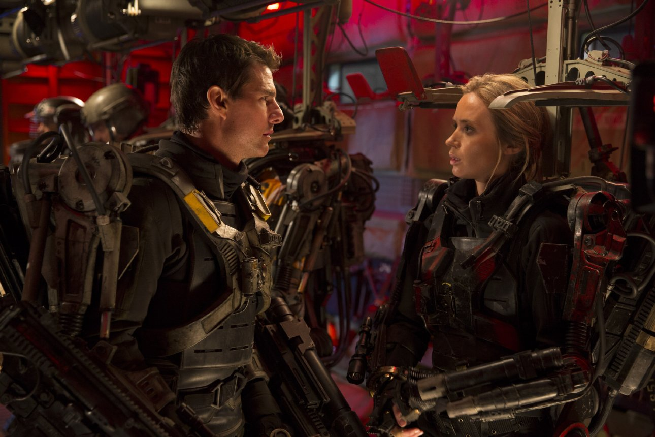 Edge of Tomorrow, © 2014 - Village Roadshow/Warner Bros. Pictures