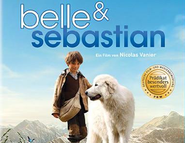 """Filmkritik & Gewinnspiel zu """"Belle & Sebastian"""": Bilder-prächtiges Abenteuer zweier Freunde"""