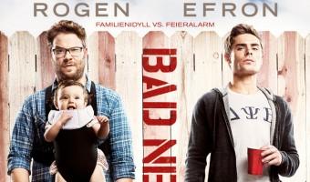 Kinostarts 8. Mai 2014: Böse Nachbarn und eine einsame Kate Winslet