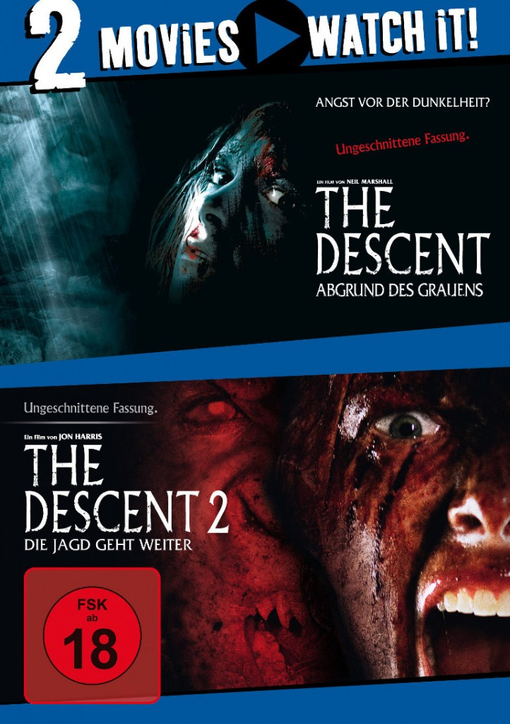 The Descent - Abgrund des Grauens, © Universum Film