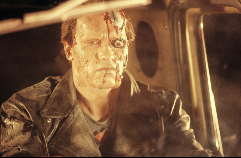 The Terminator, © METRO-GOLDWYN-MAYER STUDIOS INC. ALL RIGHTS RESERVED