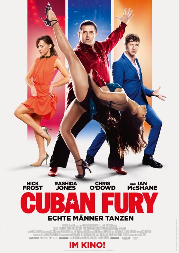 Cuban Fury - Echte Männer tanzen, © 2014 STUDIOCANAL GmbH