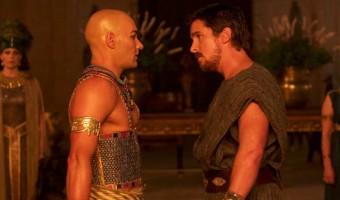 """Erster Trailer zu Ridley Scotts """"Exodus: Götter und Könige"""" mit Christian Bale als Moses"""