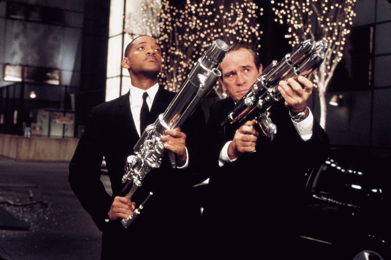 Men In Black II, © SONY PICTURES HOME ENTERTAINMENT GmbH