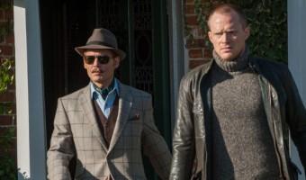 """Johnny Depp als skurriler Teilzeitgauner im ersten deutschen Trailer zu """"Mortdecai"""""""