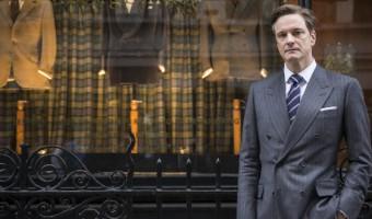 """Colin Firth teilt ordentlich aus: Neuer deutscher Trailer zu """"Kingsman: The Secret Service"""""""