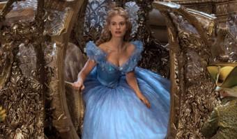 """Viel Magie und Emotionen im neuen deutschen Trailer zu Disneys """"Cinderella"""""""