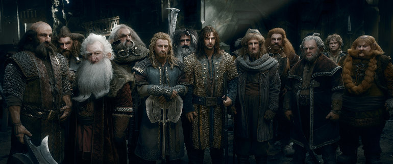 Der Hobbit: Die Schlacht der Fünf Heere, © 2014 Warner Bros. Entertainment Inc. and Metro-Goldwyn-Mayer Inc., Photo Credit: COURTESY OF WARNER BROS. PICTURES