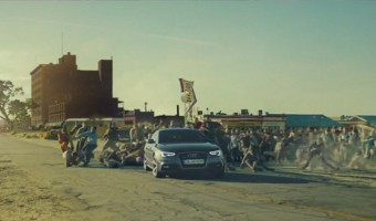 """Gesponsertes Video: """"World War Z""""-Stimmung im neuen AUDI-Werbespot"""