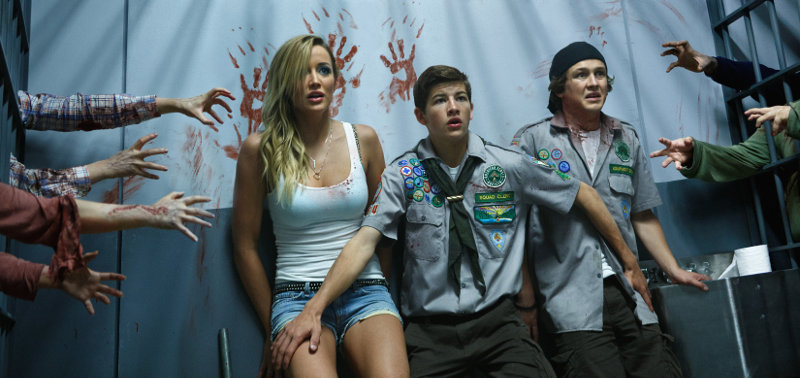 Scouts vs. Zombies - Handbuch zur Zombie-Apokalypse, Photo credit: Jaimie Trueblood, © 2015 Paramount Pictures. All Rights Reserved.
