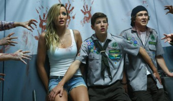 """Blutiger erster deutscher Trailer zur neuen Zombie-Komödie """"Scouts vs. Zombies"""""""