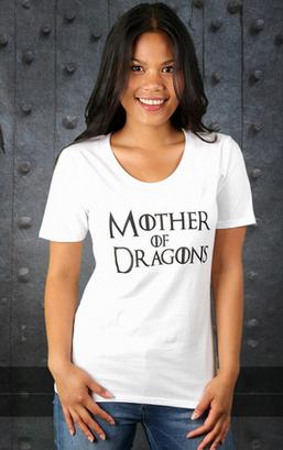 likoli.de, Mother of Dragons, T-Shirt