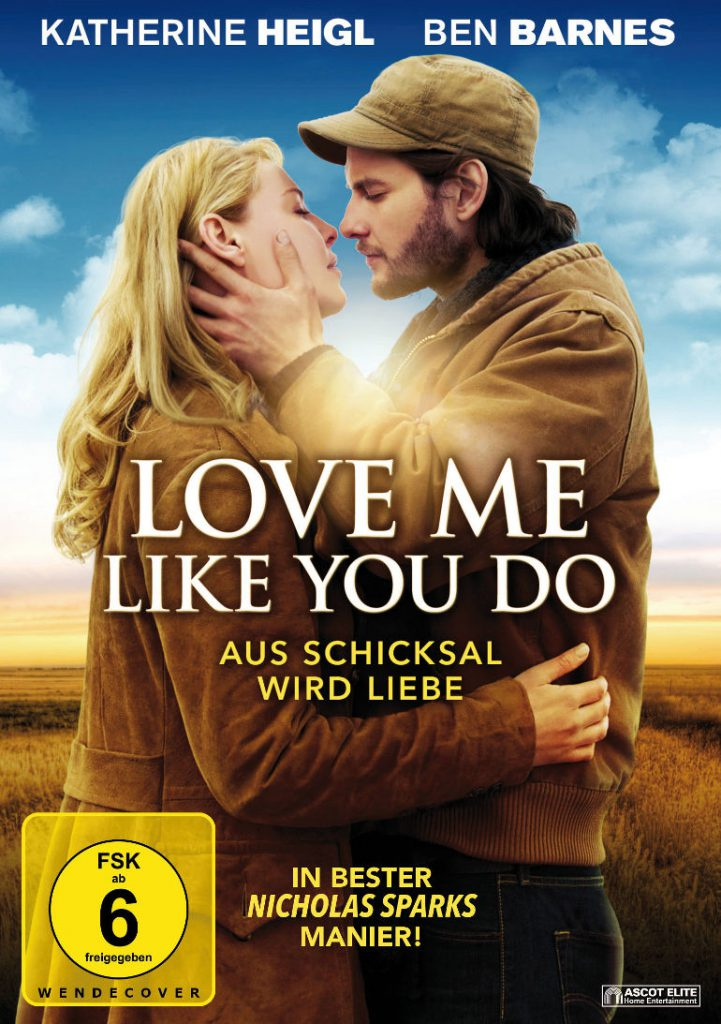 Love Me Like You Do, © ASCOT ELITE Home Entertainment GmbH