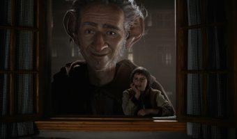 """Neuer deutscher Trailer sowie Poster zu Steven Spielbergs """"BFG: Big Friendly Giant"""""""