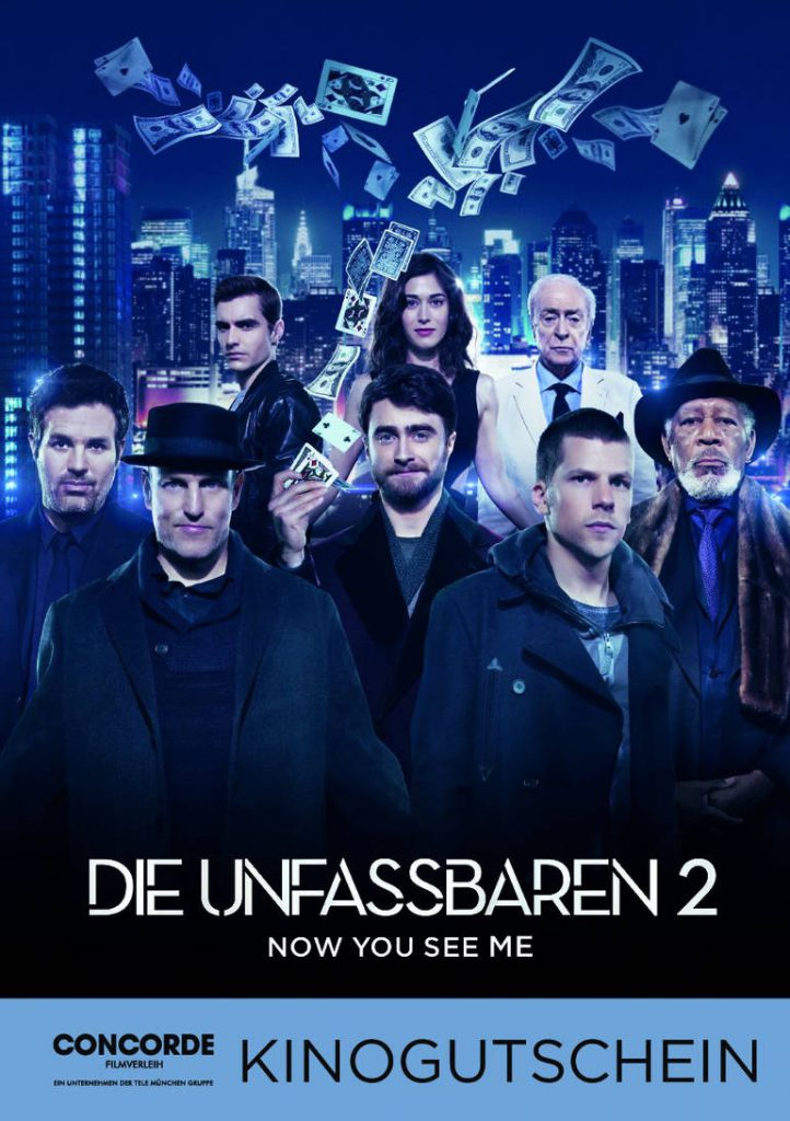 Die Unfassbaren 2, © 2016 Concorde Filmverleih GmbH