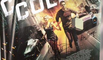 """Gewinnspiel: Von Nicholas Hoult und Regisseur signierte Filmplakate zum Thriller """"Collide"""""""