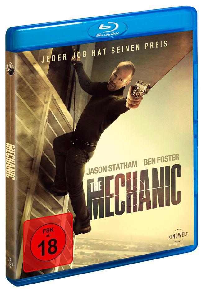 The Mechanic 2: Resurrection, © UNIVERSUM FILM GMBH