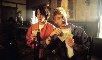 """Keanu Reeves und Louis de Funès: Remasterte Editionen von """"Bill & Ted"""" und """"Die große Sause"""""""
