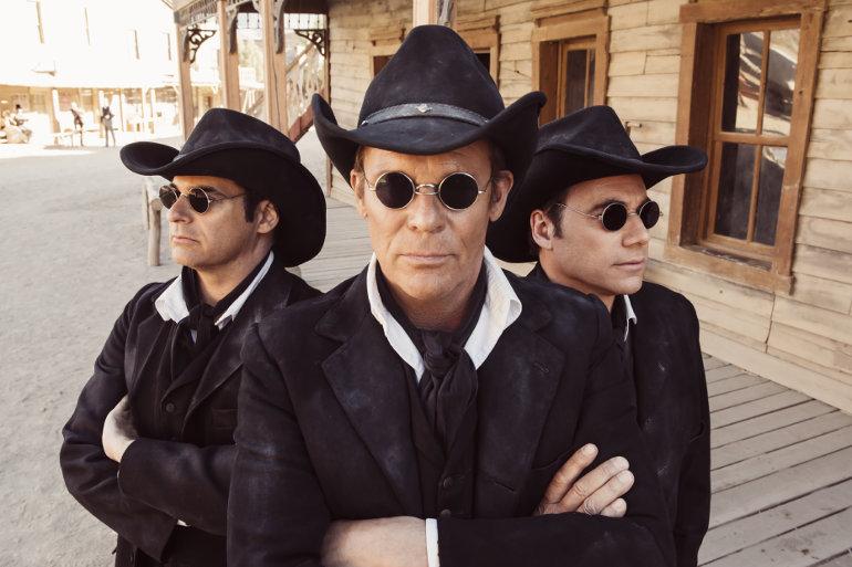 Bullyparade - Der Film, Rick Kavanian, Christian Tramitz, Michael Bully Herbig, © herbX film / Marco Nagel, © 2016 Warner Bros. Ent. Alle Rechte vorbehalten.