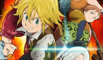 """Zweite Staffel zum Anime """"The Seven Deadly Sins"""" schon nächste Woche exklusiv auf Netflix"""