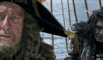 """Orlando Bloom und Johnny Depp im neuen Trailer zu """"Pirates of the Caribbean: Salazars Rache"""""""