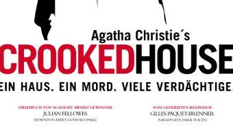 """Agatha Christies Mystery-Roman """"Das krumme Haus"""" wird verfilmt: Erster deutsches Poster zu Adaption"""