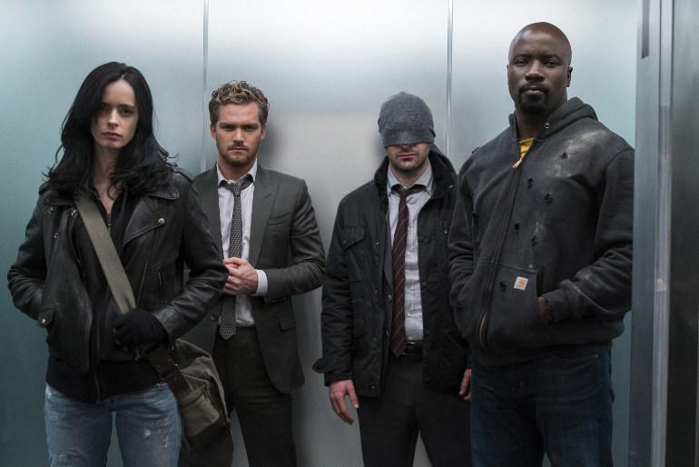 Marvel's The Defenders - Season 1, Sarah Shatz/Netflix
