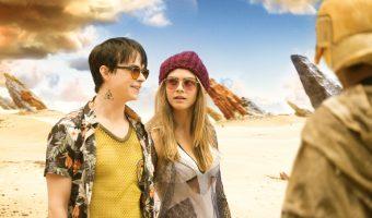 """Kinostarts 20. Juli 2017: Luc Bessons Sci-Fi-Spektakel """"Valerian – Die Stadt der tausend Planeten"""""""