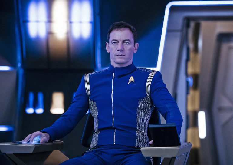 Star Trek: Discovery, Jan Thijs, © 2017 CBS Interactive. All Rights Reserved.