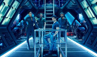 "Hochgelobte Science Fiction-Serie ""The Expanse"" erscheint im Dezember als Blu-ray und DVD"