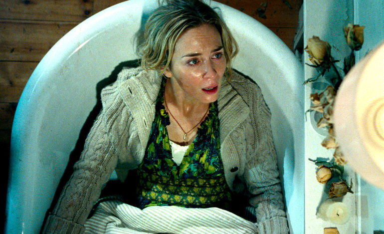 A Quiet Place, © 2017 Paramount Pictures. All rights reserved.