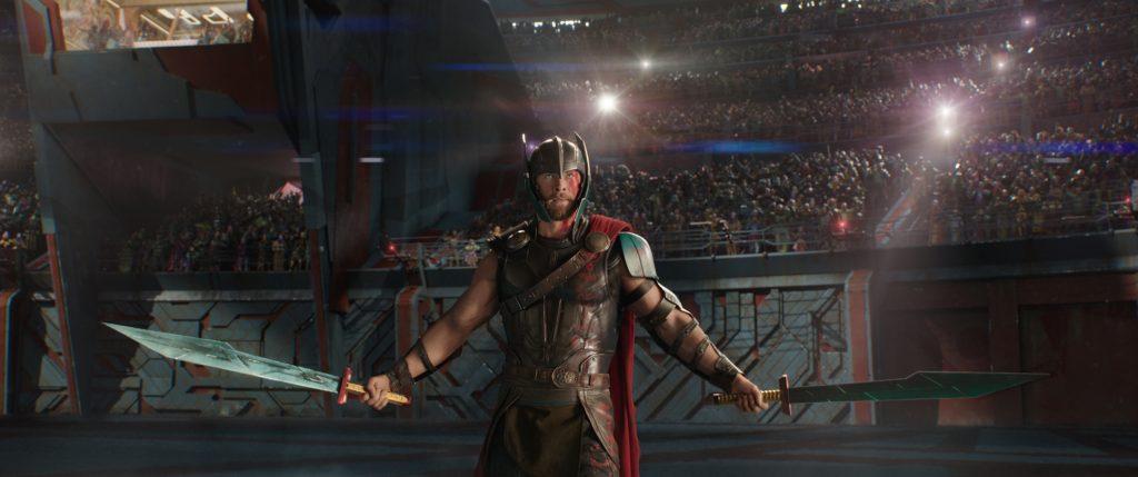 Thor: Tag der Entscheidung, ©Marvel Studios 2017