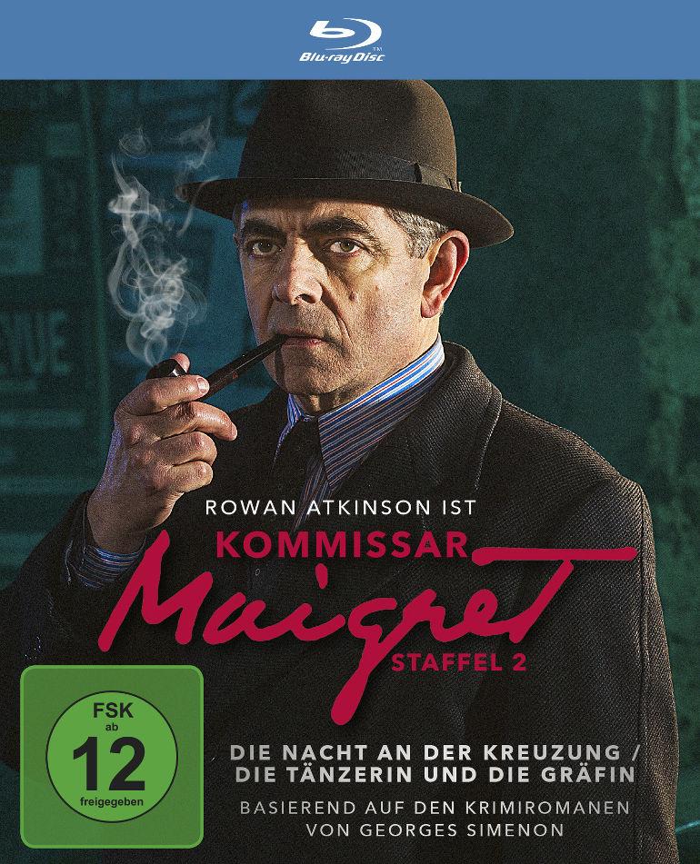 KOMMISSAR MAIGRET - Staffel 2: Die Nacht an der Kreuzung / Die Tänzerin und die Gräfin, polyband Medien GmbH