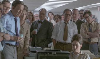 """Erster Trailer zu Steven Spielbergs """"Die Verlegerin"""": Tom Hanks und Meryl Streep in der Washington Post"""