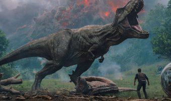 """Saurier-Spektakel im ersten deutschen Trailer zum Sequel """"Jurassic World: Das gefallene Königreich"""""""