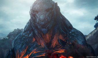"""Neuer Trailer zur """"Godzilla"""" Anime-Trilogie auf Netflix: Die Riesenechse sorgt erneut für Zerstörung"""