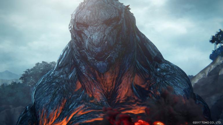 Godzilla, ©2017 TOHO CO., LTD., Netflix